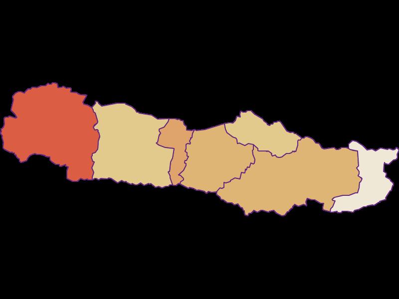 Population development since 2011 in Hermagor