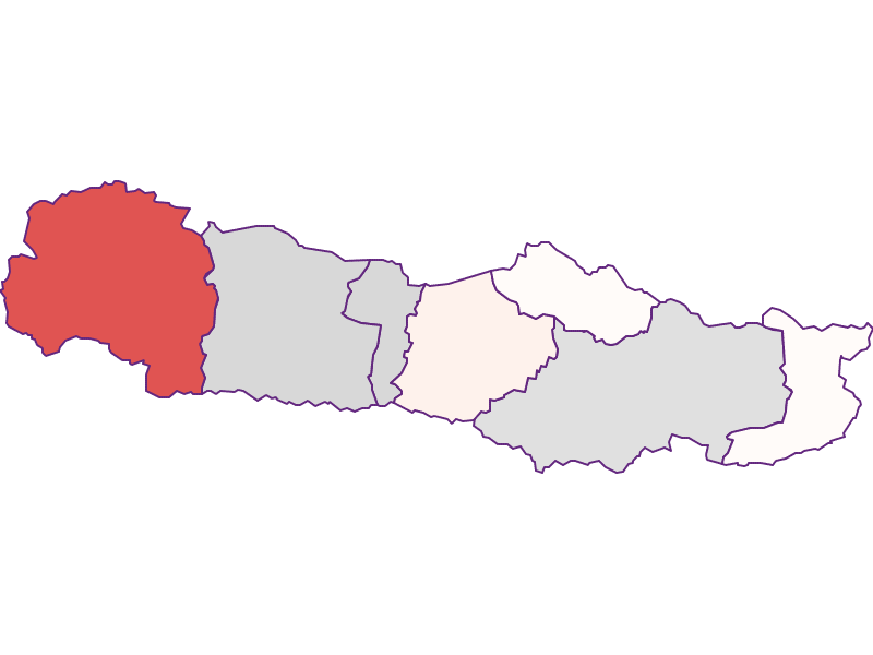 Farmers (comparison to federal state) in Hermagor