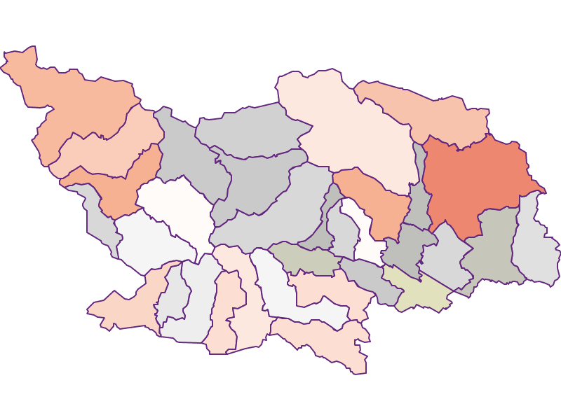 Farmers (comparison to Austria) in Spittal an der Drau