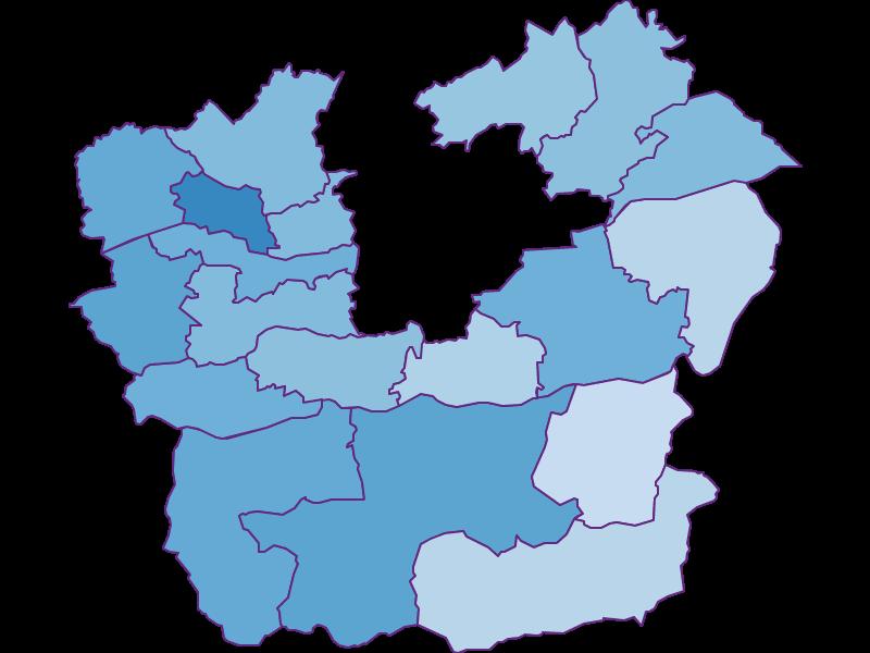 Безработица в Klagenfurt Land