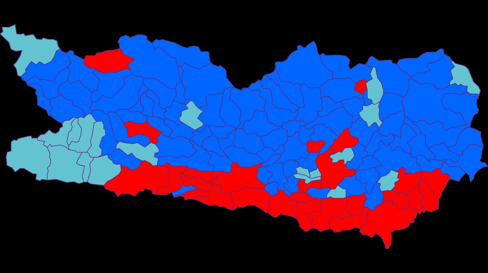 Nationalrat: Kärnten - Österreich - Geographie, Wirtschaftskunde, Statistik | Similio