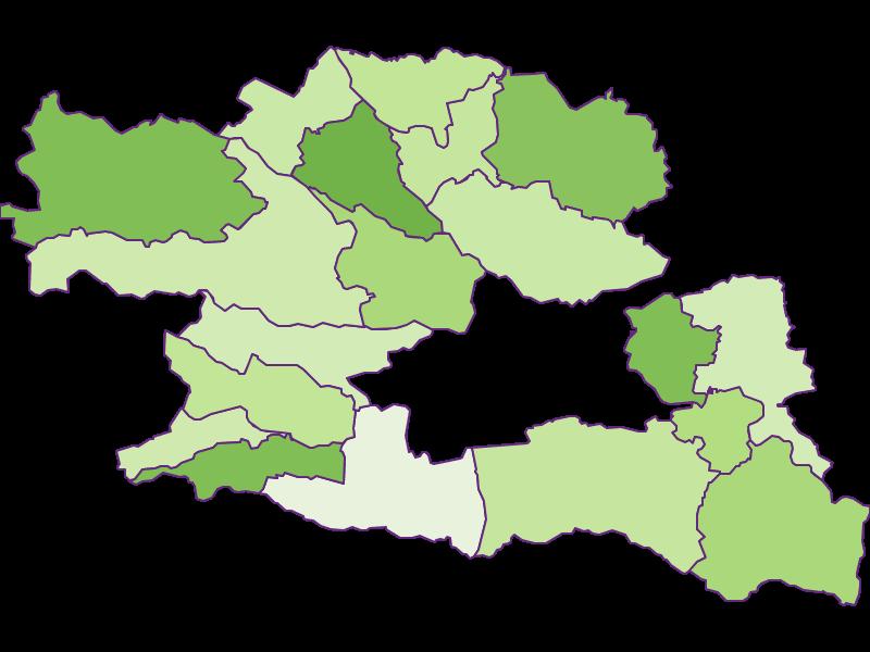 Settlement in Villach Land
