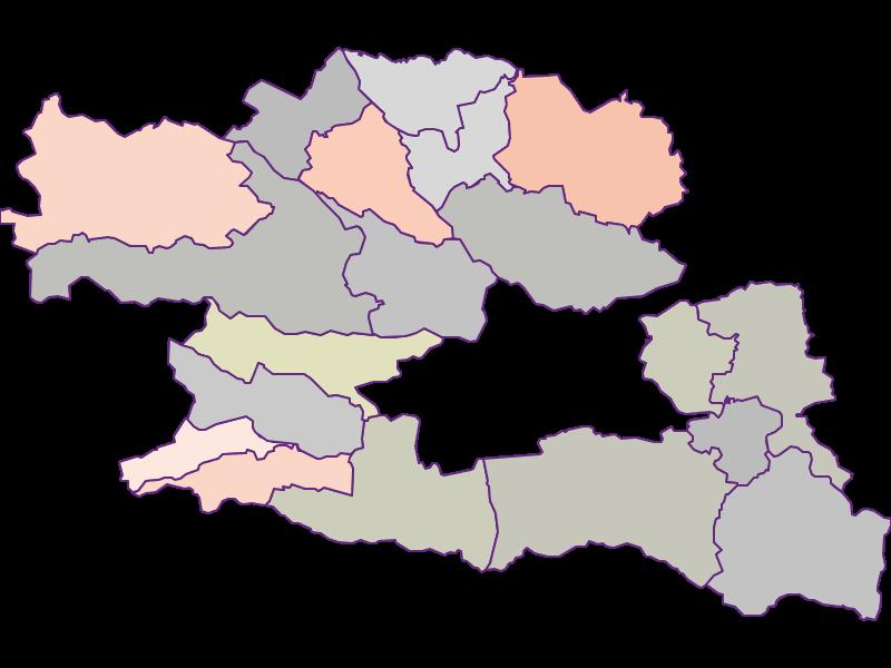 Farmers (comparison to Austria) in Villach Land