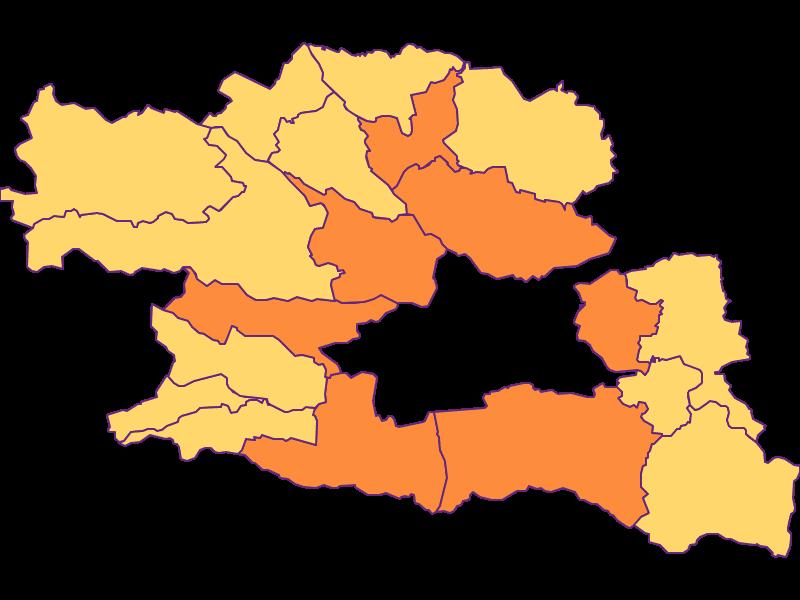Urbanity in Villach Land