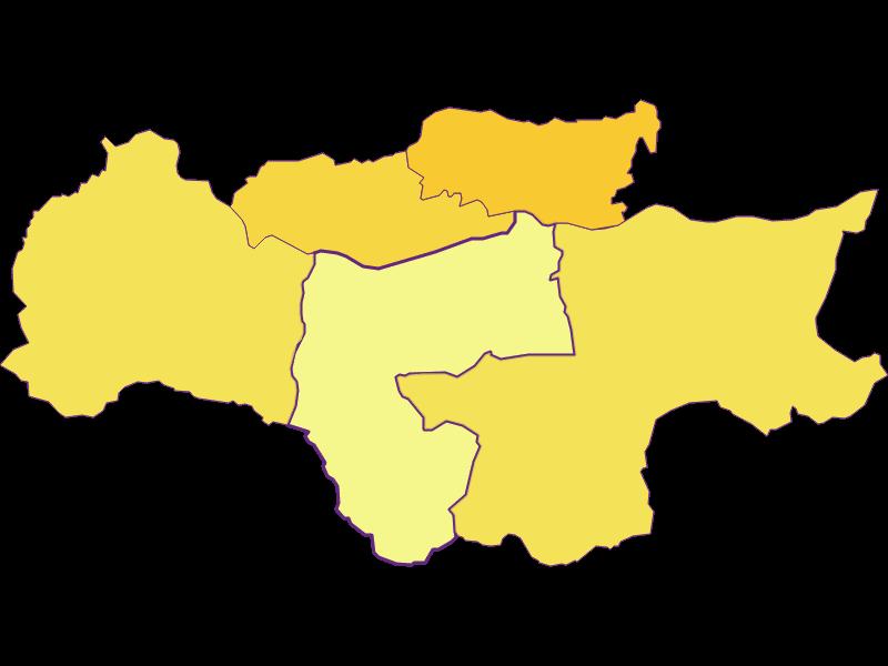Population Density   Feistritz im Rosental