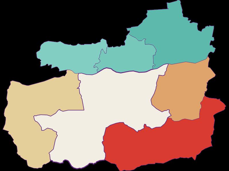 Population development 1869-2018 | Ferlach