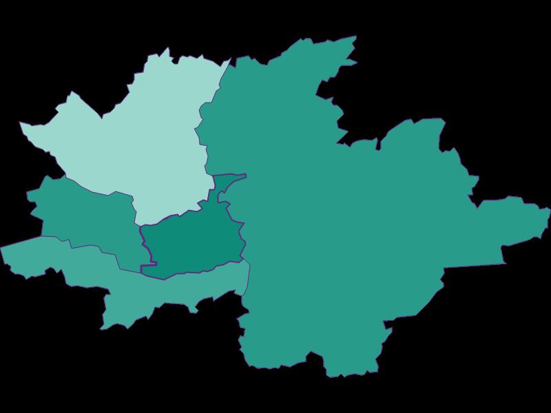 Population development 1869-2018 | Krumpendorf am Wörthersee