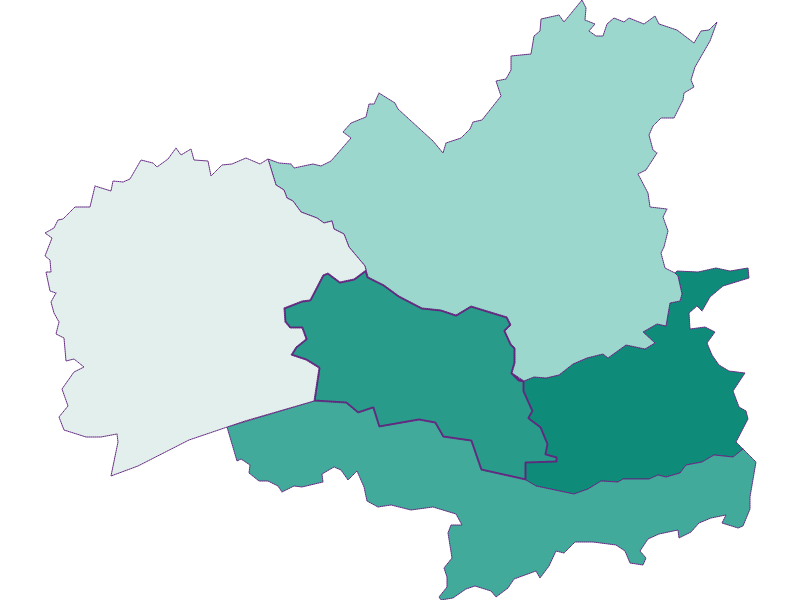 Population development 1869-2018   Pörtschach am Wörther See