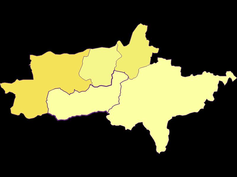Population density in Zell
