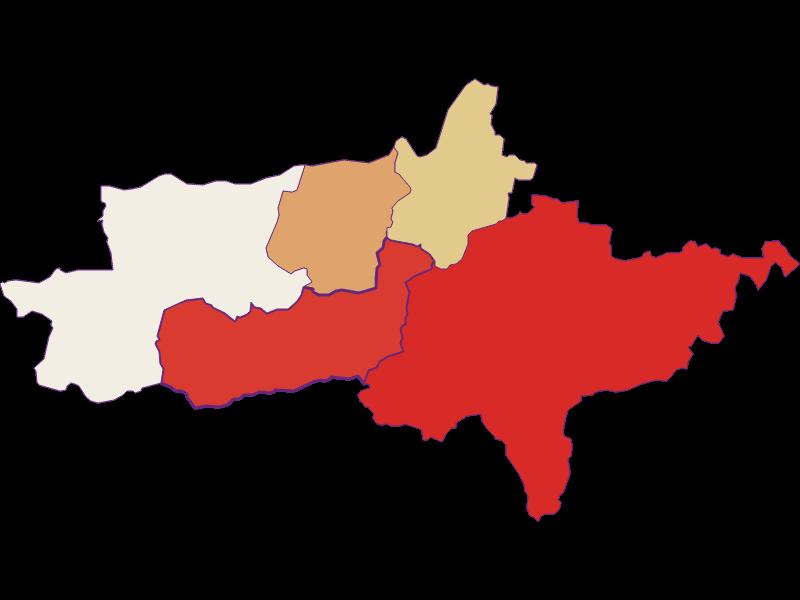 Population development since 1869 in Zell