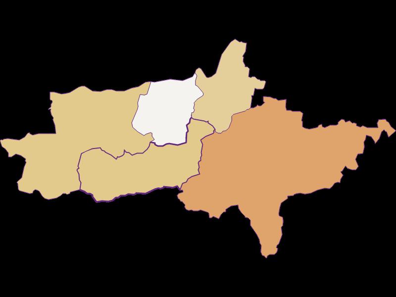 Population development since 2011 in Zell