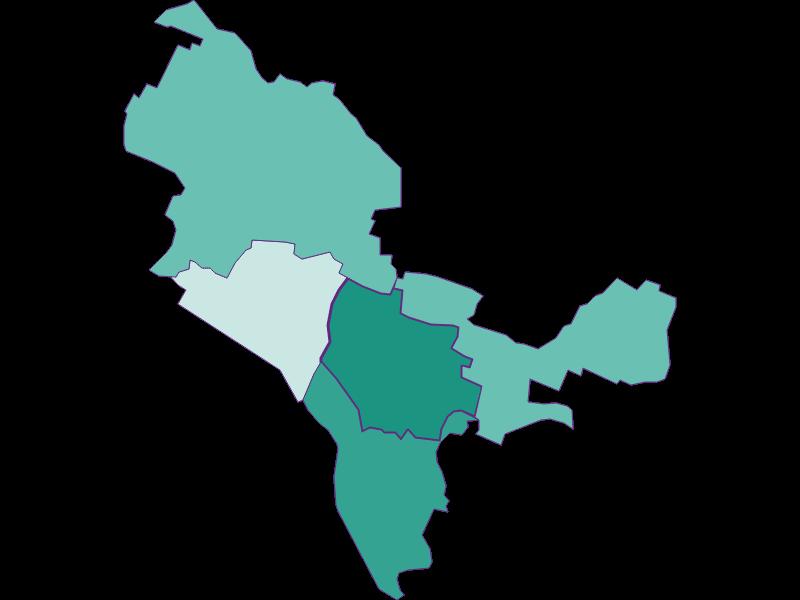 Демография с 1900 года в Bisamberg