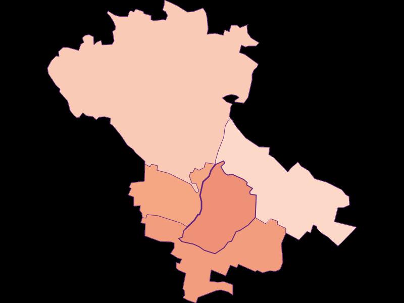 Activity rate in Enzersfeld im Weinviertel