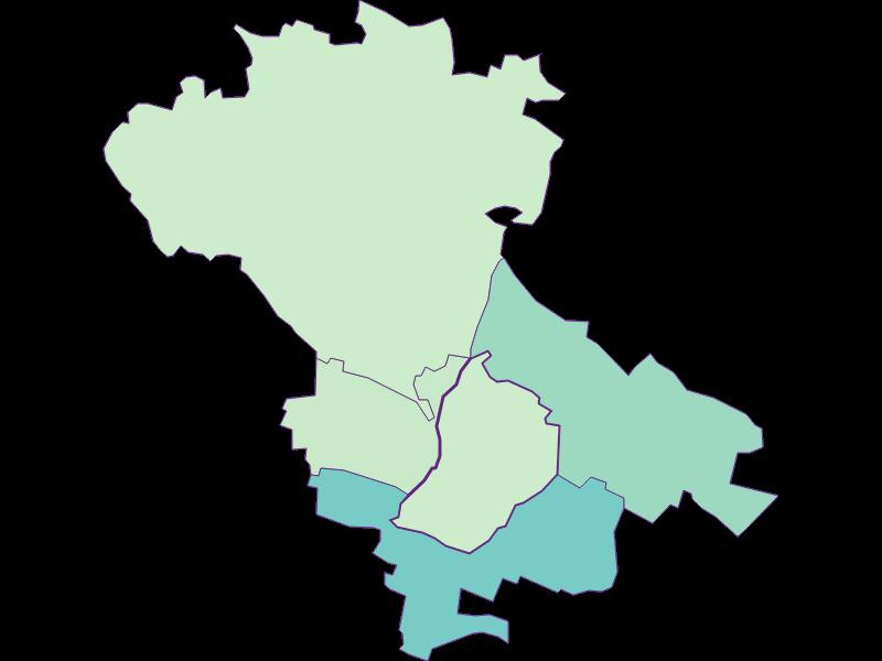 Share of foreigners in Enzersfeld im Weinviertel