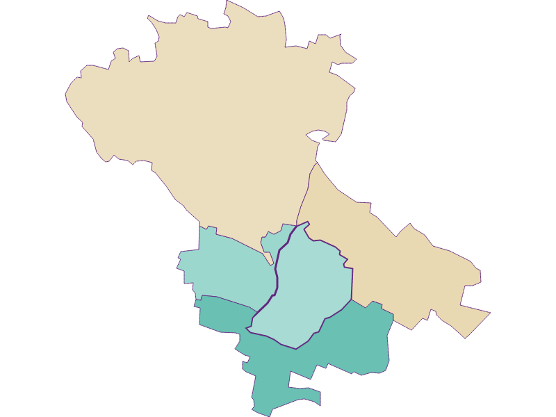 Population development since 1900 in Enzersfeld im Weinviertel