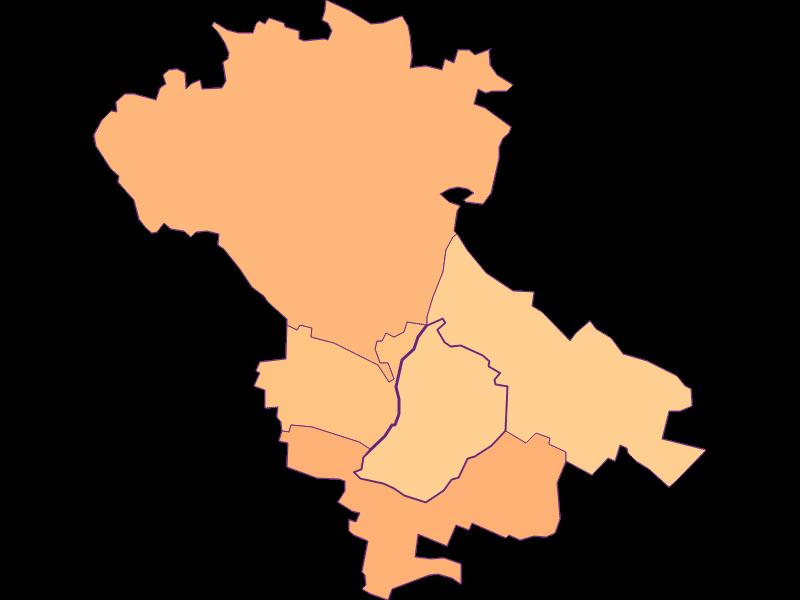 Household size in Enzersfeld im Weinviertel