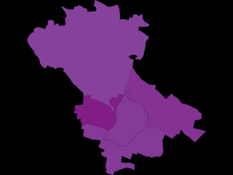 Commuter in Enzersfeld im Weinviertel