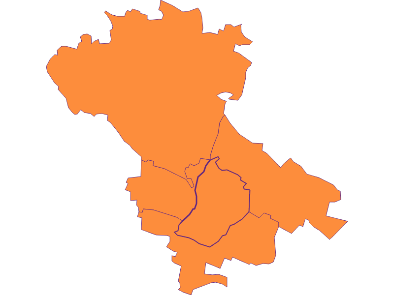 Urbanity in Enzersfeld im Weinviertel