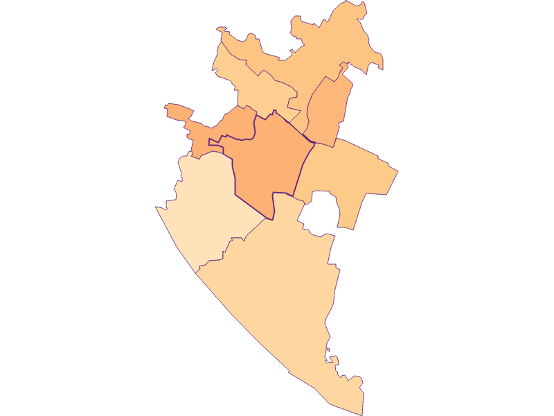 Размер домохозяйства в Gerasdorf bei Wien