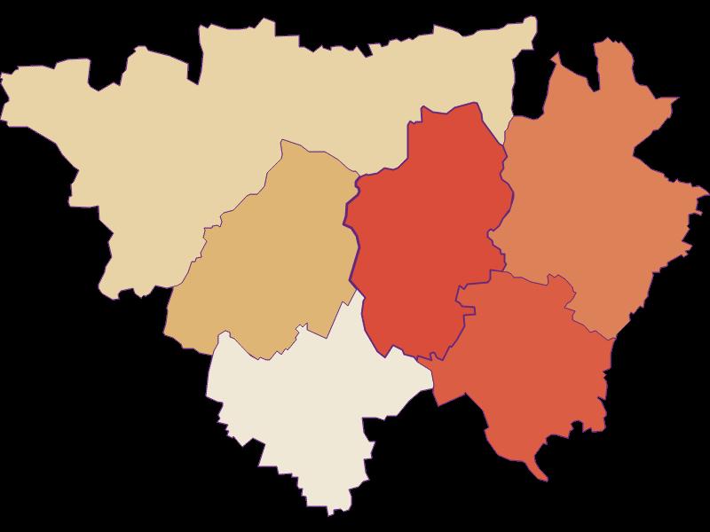 Демография с 1900 года в Großmugl