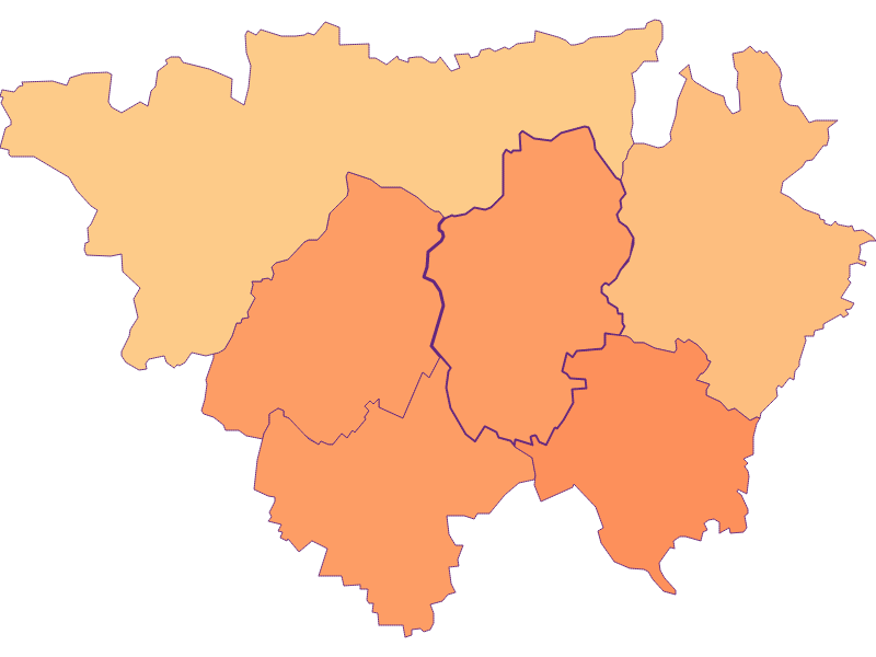 Размер домохозяйства в Großmugl