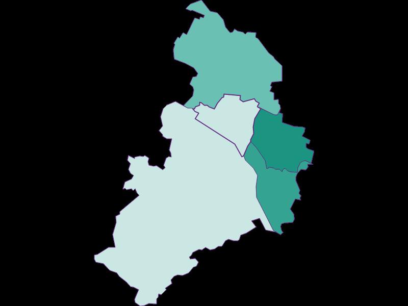Демография с 1900 года в Korneuburg