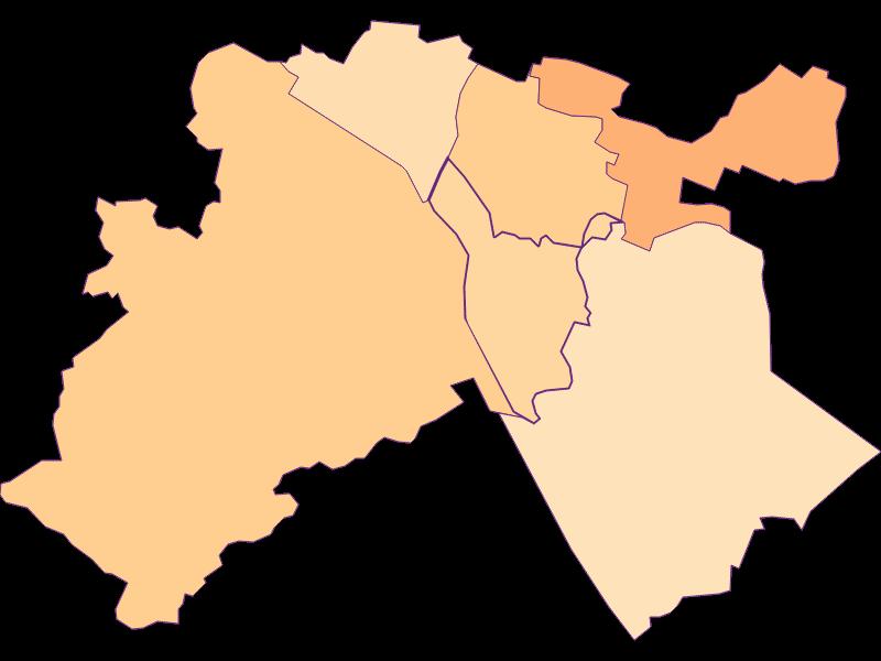 Размер домохозяйства в Langenzersdorf