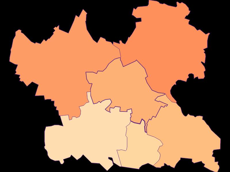 Размер домохозяйства в Leitzersdorf