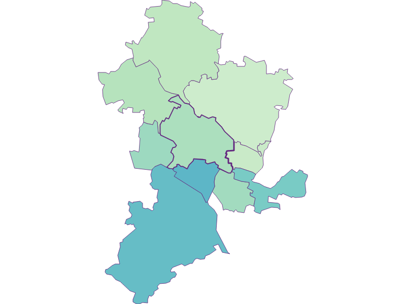 Share of foreigners in Leobendorf