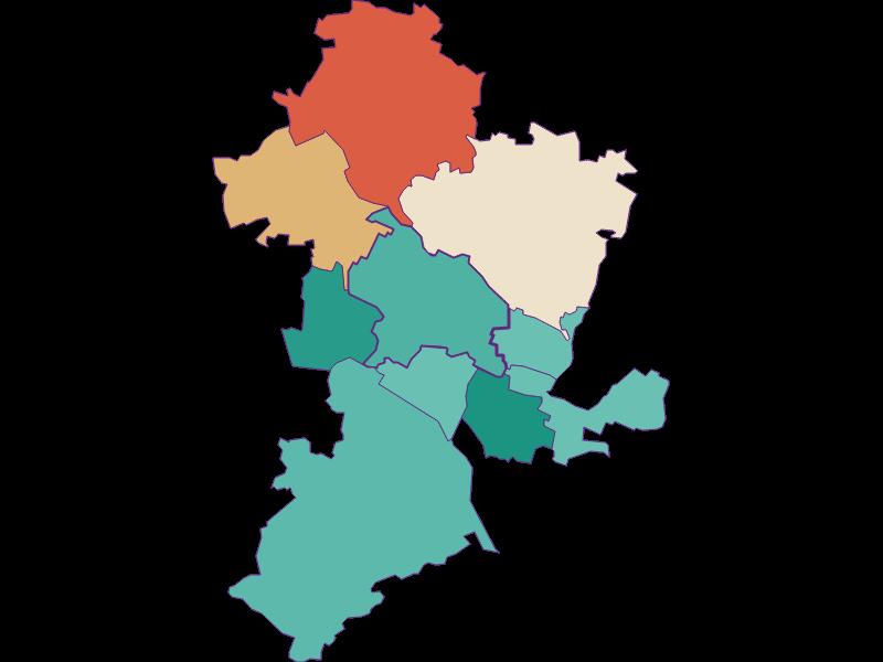 Population development since 1869 in Leobendorf