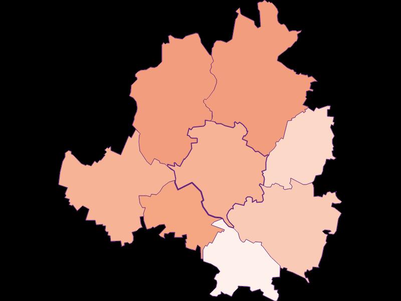 Activity rate in Niederhollabrunn