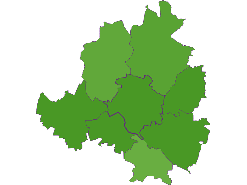 Settlement in Niederhollabrunn