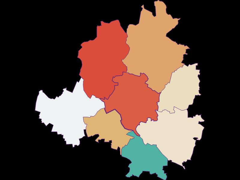 Population development since 1869 in Niederhollabrunn