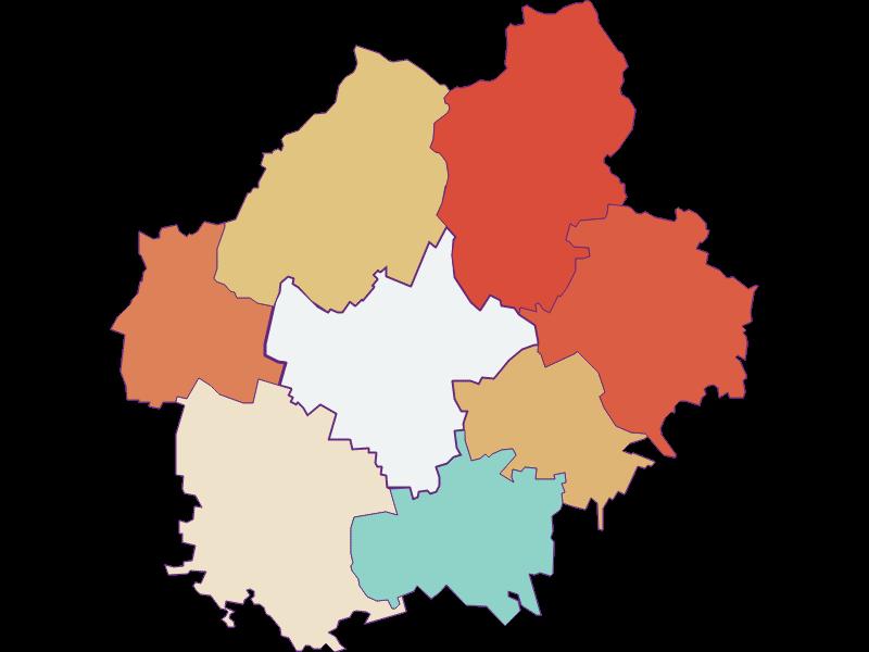 Population development since 1869 in Sierndorf