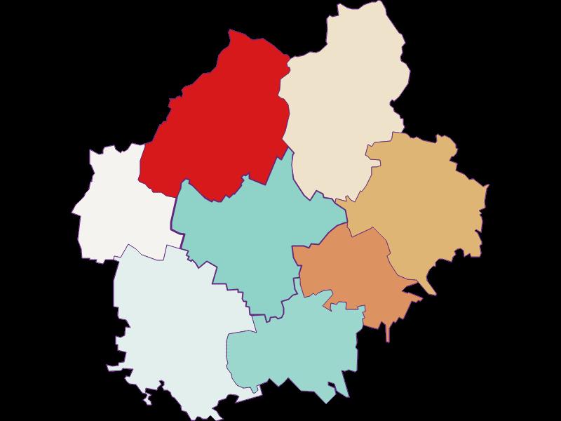 Population development since 2011 in Sierndorf