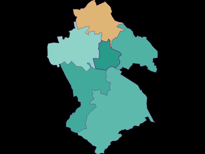 Демография с 1869 года в Spillern