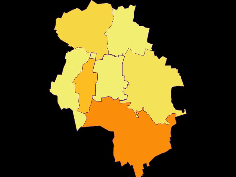 Population density in Stetteldorf am Wagram