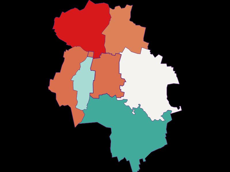 Population development since 1900 in Stetteldorf am Wagram