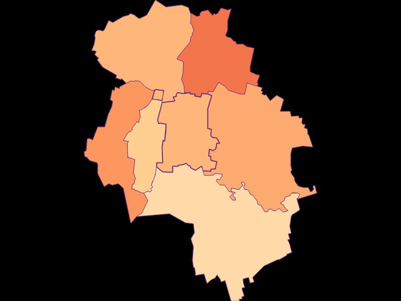 Household size in Stetteldorf am Wagram