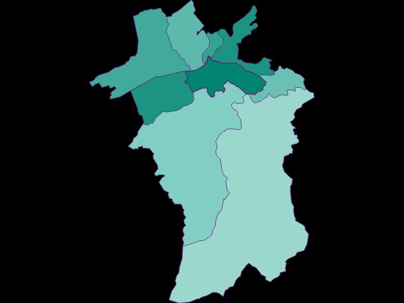 Bevölkerungsentwicklung seit 1869 | Wörgl