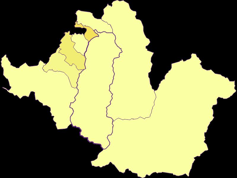 Bevölkerungsdichte: Kaunertal - Österreich - Geographie, Wirtschaftskunde, Statistik | Similio