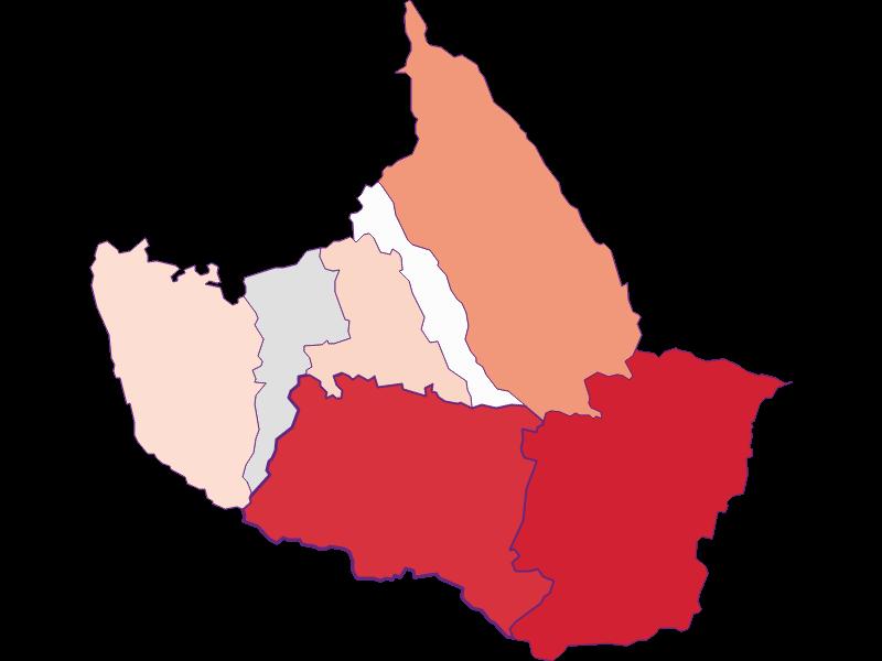 Landwirte (Bundesland-Vergleich) | Kartitsch