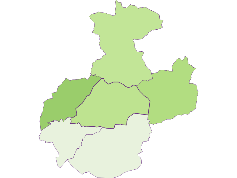 Settlement in Grundlsee