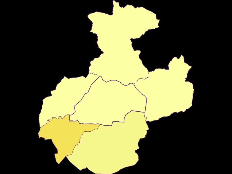 Population density in Grundlsee