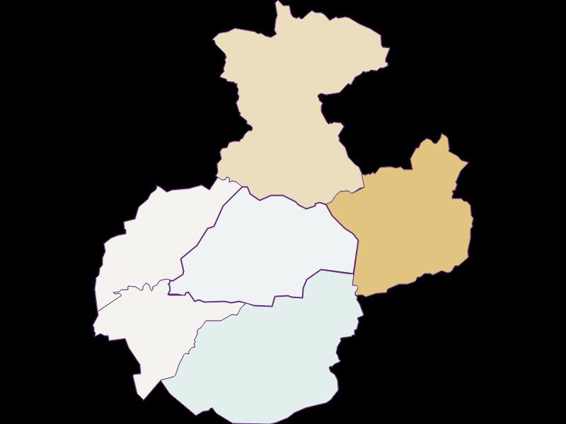 Population development since 1869 in Grundlsee