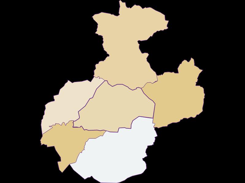 Population development since 1900 in Grundlsee