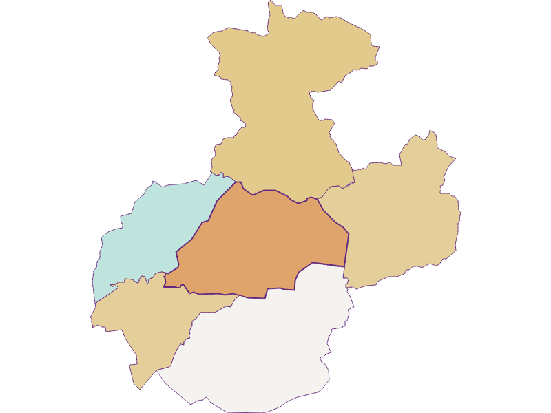 Population development since 2011 in Grundlsee