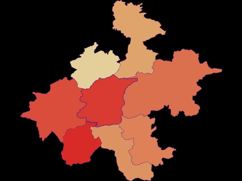 Прирост населения за 2011-2018   Wildalpen