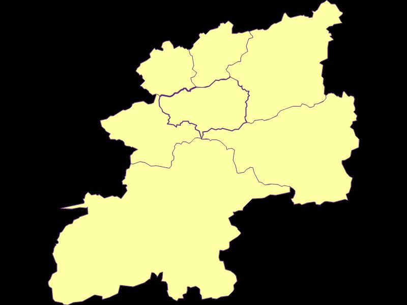 Плотность населения в Annaberg