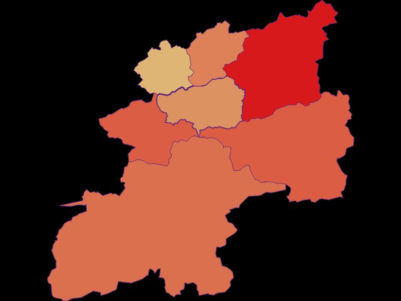 Демография с 2011 года в Annaberg